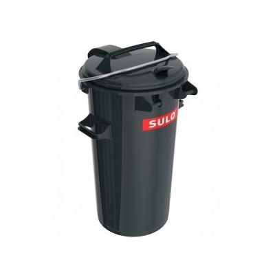 Popelnice plastová SULO 50 l - černá
