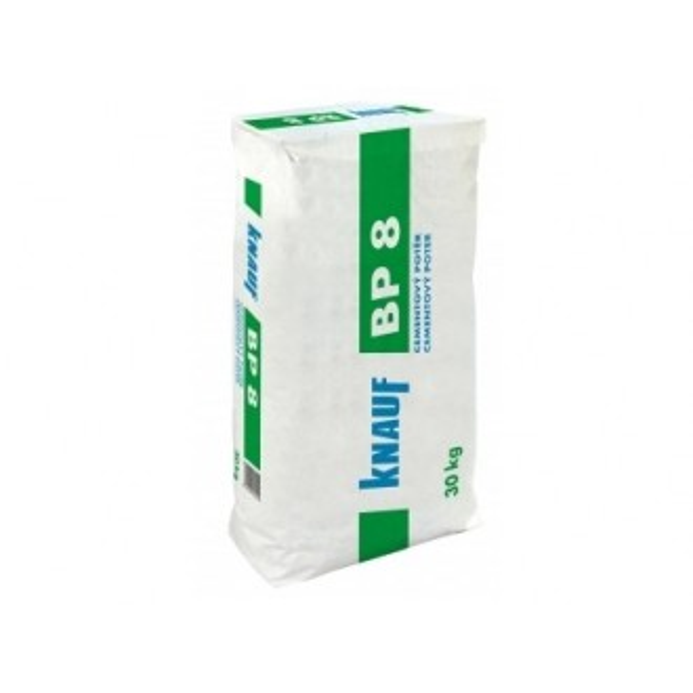 BP 8 - Hrubý cementový potěr, 30kg