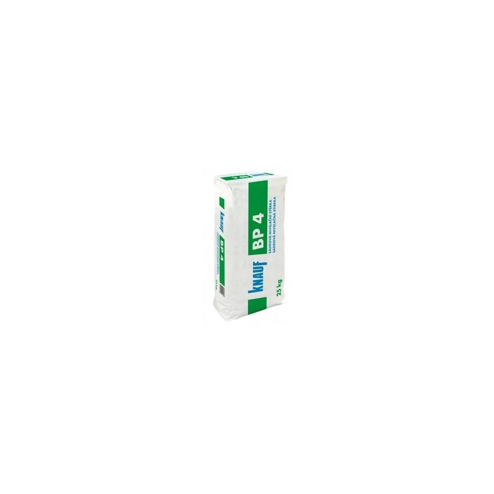BP 4 - Sádrová nivelační stěrka, 25kg