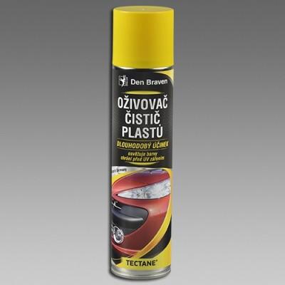 Oživovač, čistič plastů - 400ml