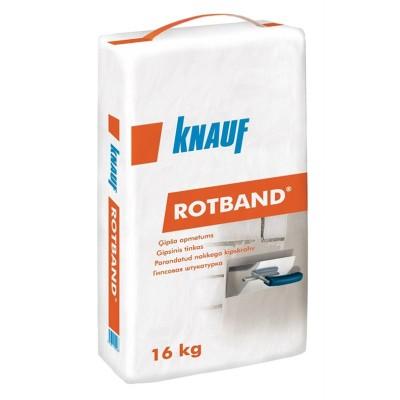 ROTBAND - Sádrová lehčená ruční omítka se zvýšenou přídržností, 16kg