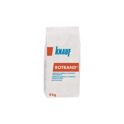 ROTBAND - Sádrová lehčená ruční omítka se zvýšenou přídržností, 4kg
