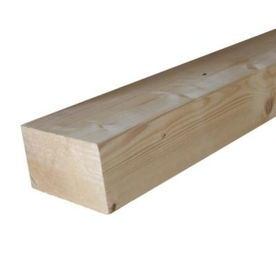 Dřevěný hranol - 100X100X4000 mm, 1ks