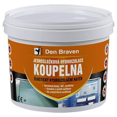 Jednosložková hydroizolace KOUPELNOVÁ - 13KG