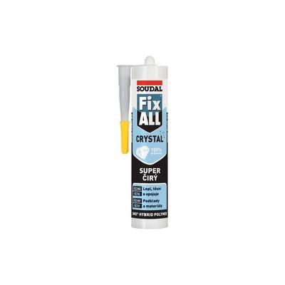 Soudal fix all crystal 290ml