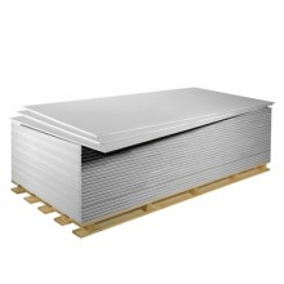 Sádrokartonová deska KNAUF GKB 9,5 mm (1250x2000) mm