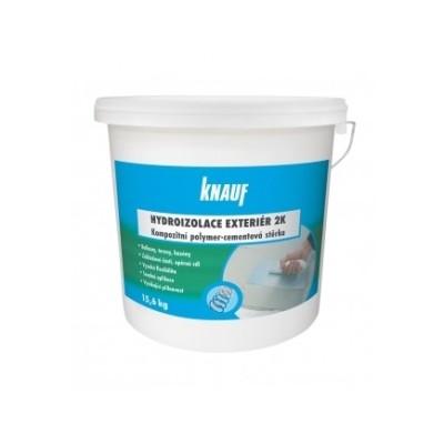 HYDROIZOLACE EXTERIÉR 2K-Hydroizolační stěrka do exteriéru, 15,6 kg