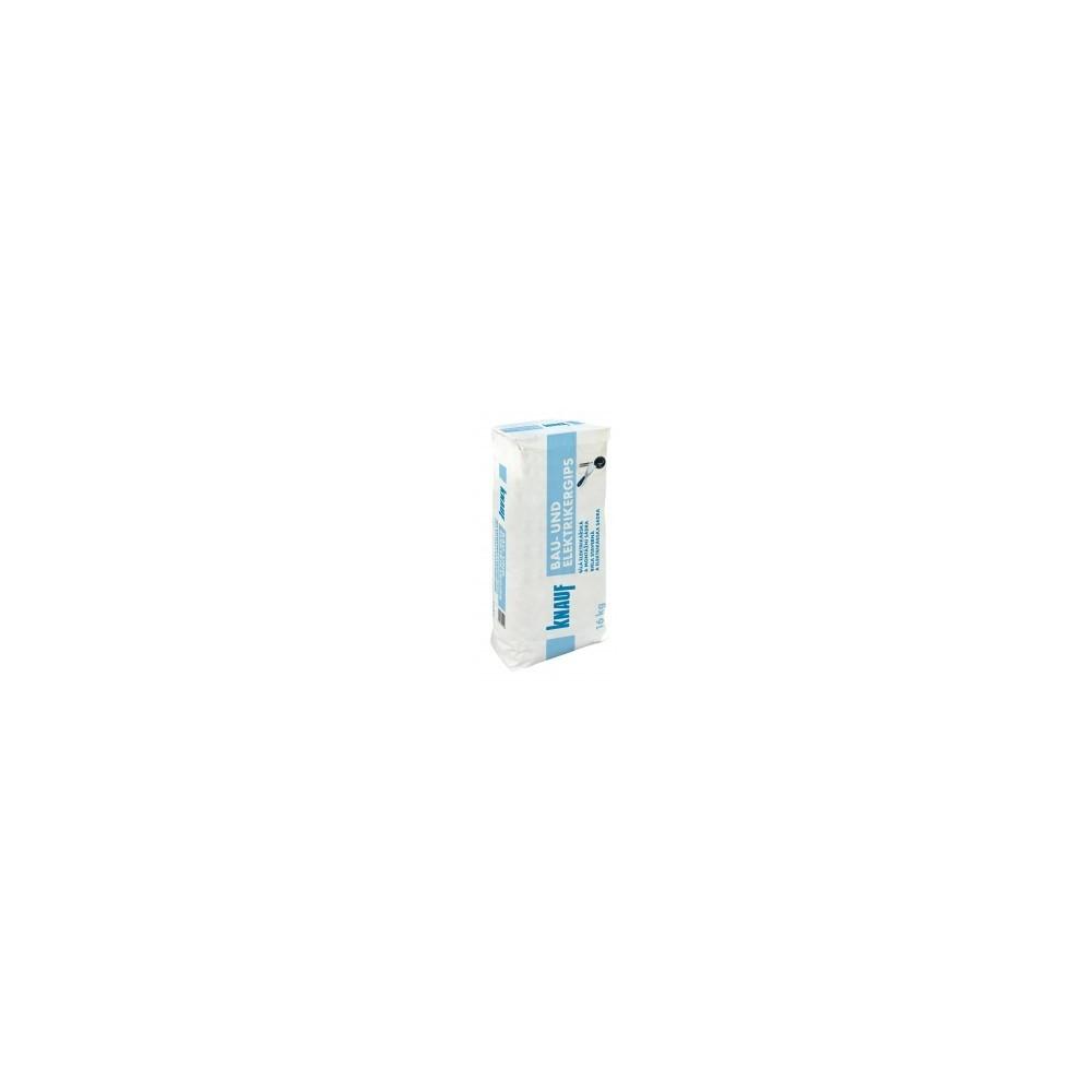 BAU- UND ELEKTRIKERGIPS/Elektrikářská a montážní sádra, 16kg
