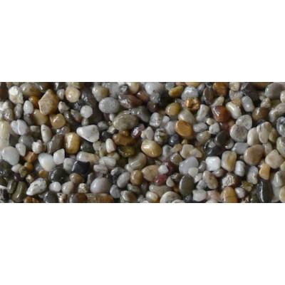 Říční kamínek oblý 4-6 mm 25 kg