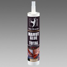 Lepidlo MAMUT TOTAL GLUE, bílý -290ml
