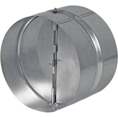 Zpětná klapka kovová ZKK 125