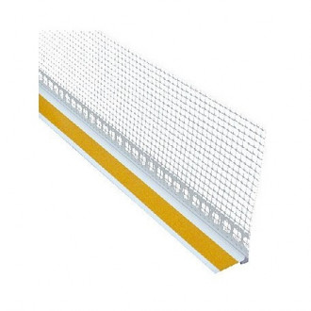 Lišta okenní 6mm + síť 2.4mm
