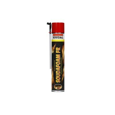 Soudal Soudafoam protipožární polyuretanová pěna FR-B1