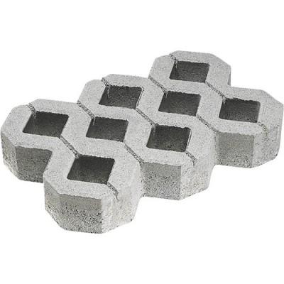 Zatravňovací betonová dlažba 60x40x8cm