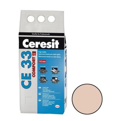 Ceresit spárovací hmota CE33 2kg chocolate