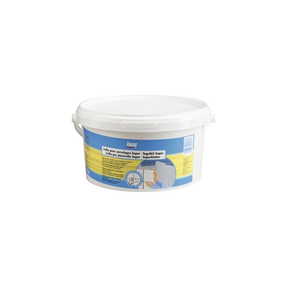 SUPERKLEBER DISPERSION - Disperzní obkladové lepidlo, 7 kg