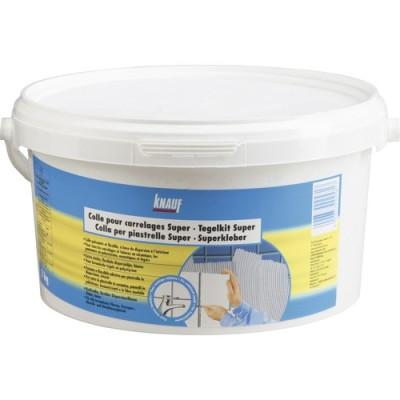 SUPERKLEBER DISPERSION - Disperzní obkladové lepidlo, 3 kg