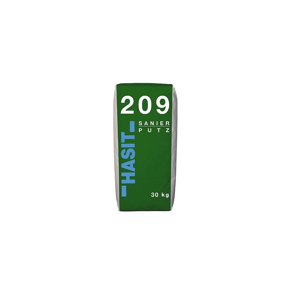 HASIT 209 jednovrstvá snační omítka
