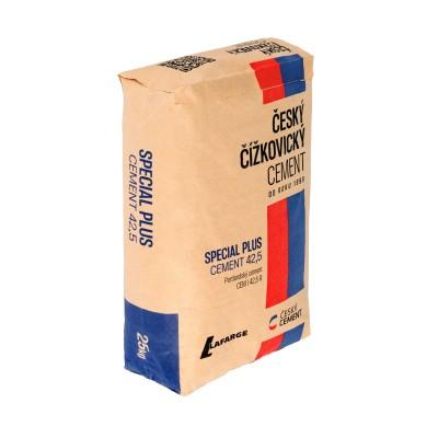 Portlandský cement 42,5 SPECIAL PLUS, 25kg