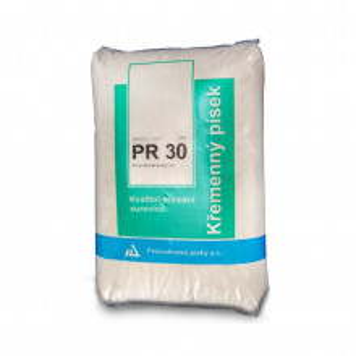 Písek křemičitý PR30/31 Provodín, 25kg