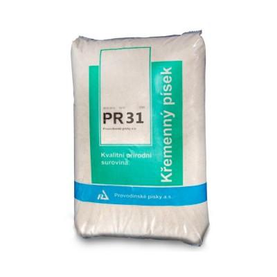 Písek křemičitý PR31 Provodín, 25kg