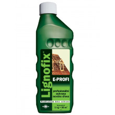 Lignofix E-profi 1kg, ochrana dřeva