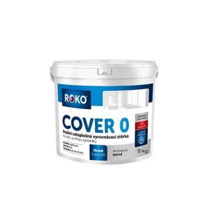 Celeoplošná stěrka Roko Cover 0, 5 kg