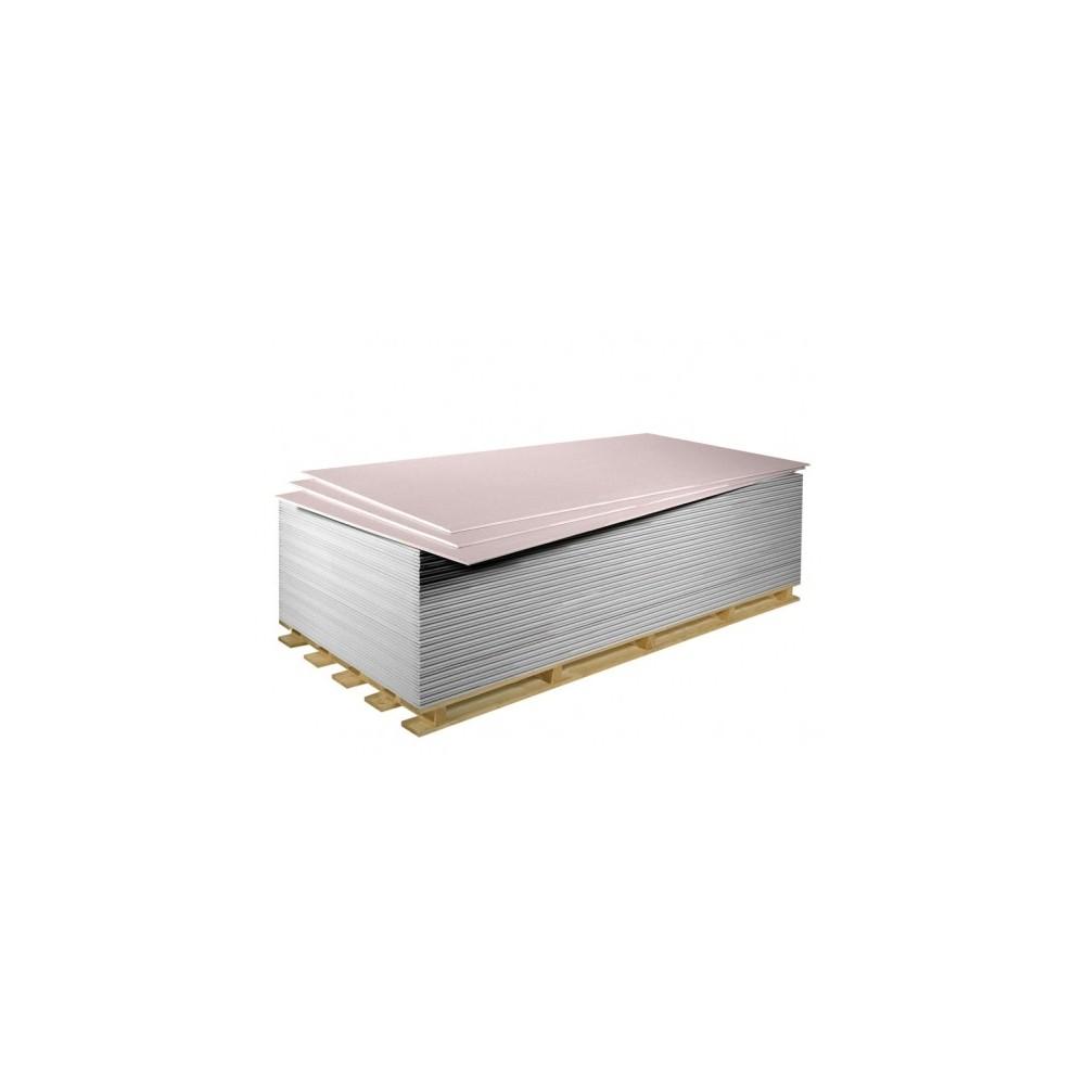 Sádrokartonová deska KNAUF 12,5 HRAK, GKF tl. 12,5 mm
