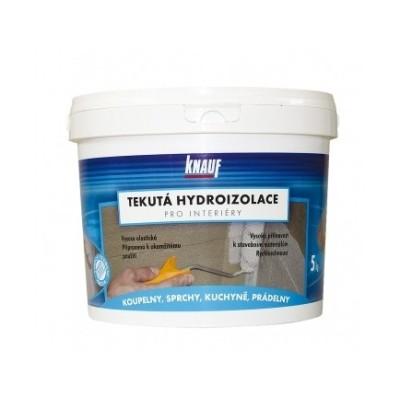 TEKUTÁ HYDROIZOLACE-Hydroizolační nátěr, 5 kg