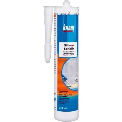 Sanitární silikon s uzávěrem, 310 ml - Hellblau