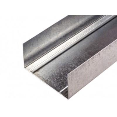 Ocelový výztužný profil UW 50 x 40 x 4000 mm
