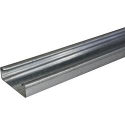 Ocelový výztužný profil CD 60 x 27 x 3000 mm