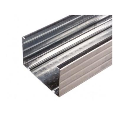 Ocelový výztužný profil CW 75 x 50 x 4000 mm