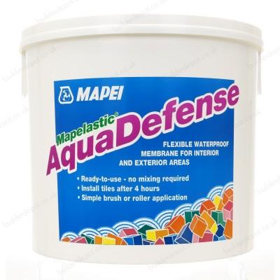 Hydroizolace MAPELASTIC AQUADEFENCE, 15kg